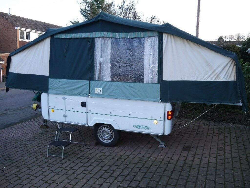 CONWAY CRUISER 2003 FOLDING CAMPER QUICK SALE Trailer Tent
