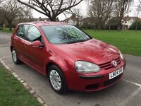 VOLKSWAGEN GOLF HATCHBACK - 1.6 S FSI 5dr 6 Speed