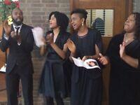 Gospel Singers - Funerals, Memorials and Cremation Ceremonies