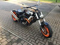 Suzuki TL1000 Custom Chopper low rider