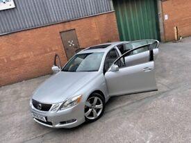 image for Lexus, GS, Saloon, 2005, Semi-Auto, 4293 (cc), 4 doors