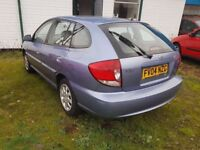 KIA RIO 1.3 LOW MILES RARE LOW MILES 40K, ( ANY OLD CAR PX WELCOME )