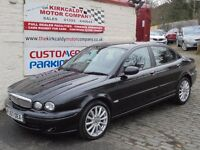 JAGUAR X-TYPE 2.0 D S 4dr (black) 2007