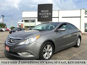 2013 Hyundai Sonata Limited w/ NAVIGATION | DUAL ROOF | CAMERA