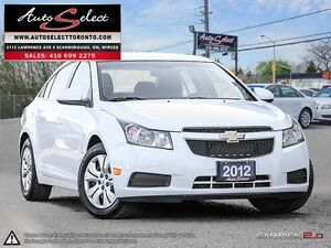 2012 Chevrolet Cruze ONLY 65K! **BLUETOOTH** CLEAN CARPROOF