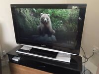 "PANASONIC 37"" LCD TV (HD FREEVIEW READY) + SKY BOX + DVD Player + SONY VIO Laptop (Optional)"