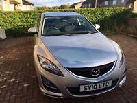 Mazda6 2.2 TD 163 BHP < 50k miles!