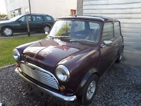 1971 nil tax 10 months mot mini