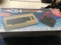 News esled mini retro Commodore 64 with 64 games bargain £48