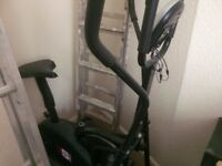 Exercise Bike & X Trainer Digital Clocks and Pulse Monitor