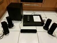 Sony BDV-E370 5.1 ch Blu-Ray Home Cinema System - Black
