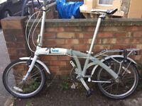 Kansi 3Twenty Folding Bicycle Commuter Bike