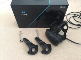 HTC Vive complete set