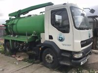 DAF street cleanser for sale