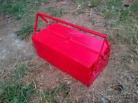 Tipco vintage tool box
