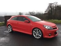 Vauxhall VXR 2.0 only one owner from new