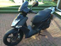 125cc scooter kymco agility 2016