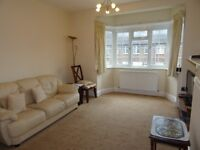 Beautiful 3 bedroom furnished apartment with off street parking in the heart of Hendon Central NW4