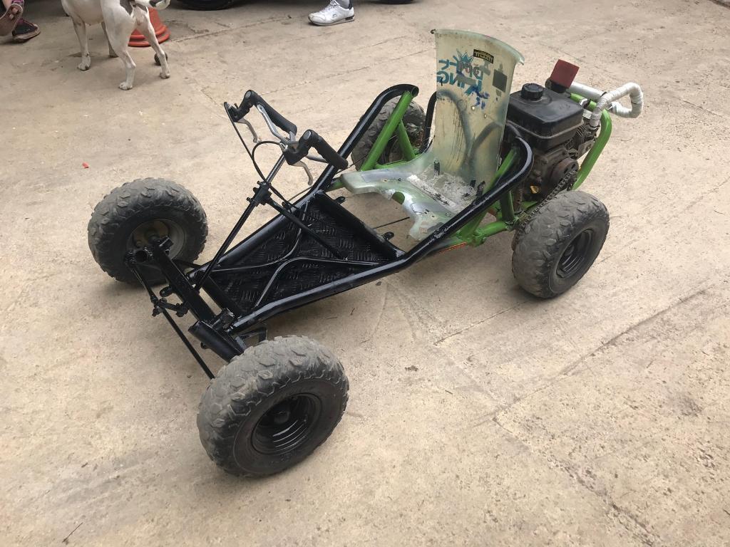 200cc off road/drift go kart   in Peterborough, Cambridgeshire   Gumtree