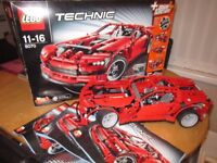 LEGO TECHNIC SUPER CAR 8070