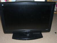 31 inch flat screen Daewoo TV - offers considered