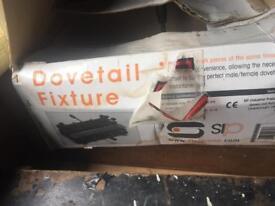 Dovetail fixture £15