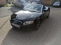 Audi A4 Convertible quattro 2006 s line 3.2 fsi Auk spares price for roof