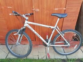 Falcon Gents Mountain Bicycle Needs Some TLC