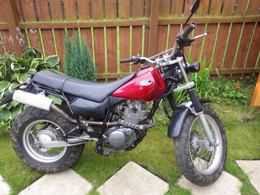 yamaha tw 125 in 225cc vanvan in livingston west. Black Bedroom Furniture Sets. Home Design Ideas