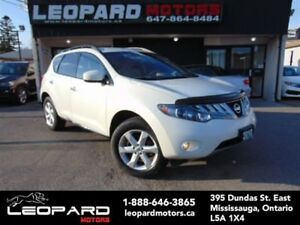 2010 Nissan Murano SL,Back up Camera,Heated Seats,Awd*No Acciden