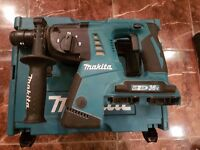 Makita DHR264 18v / 36v Twin Rotary Hammer Drill LXT SDS Plus