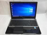 Packard Bell QuadCore Slim Laptop 6GB, HDMI, Windows 10, Radeon Graphics, office , Immaculate