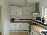 Unfurnished 3 bed house - OSP - End Terrace