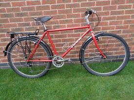 Trek 18 inch Touring bike