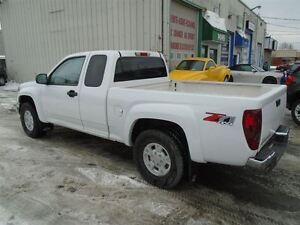 2008 Chevrolet Colorado LT 4x4 Z-71