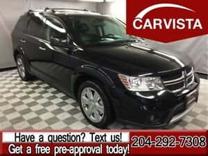 2014 Dodge Journey R/T - LOCAL/NO ACCIDENTS -