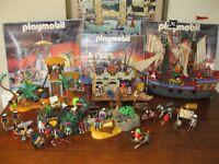 Playmobil Joblot - Pirates