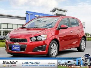 2012 Chevrolet Sonic LT Safety & Re-Conditioned