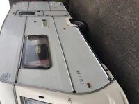 Vanroyce caravan project spares or repairs