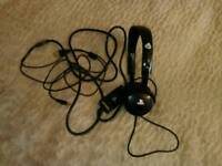 PS3 Headphones with microphone