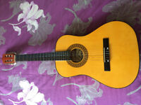 Student Classical Guitar 3/4 Size
