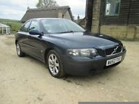 Volvo s60 t5 manual 2003 52 reg excl cond