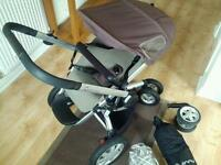 Quinny Buzz 3 - Stroller and Carry Cot