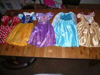 Disney Princess dress bundle