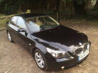 BMW 520D 2006 For Sale only 99000 miles, MOT Dec'16. Leather trim. Good condition.