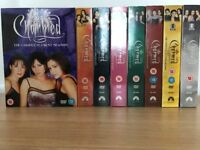 Charmed DVD's - All 8 Series
