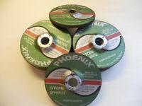 STONE GRINDING DISCS-NEW