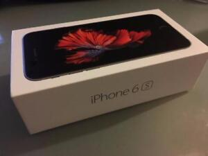 IPHONE 6S 32GB UNLOCKED/ NEW IN BOX AND ACCESSORIES $529.99/ 64GB $549.99/ 16GB $449.99WITH STORE WARRANTY,     CALL OR