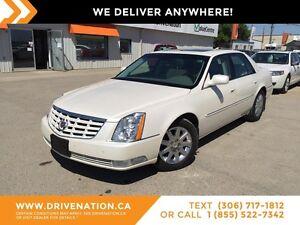 2010 Cadillac DTS COOLED/HEATED/ MASSAGE SEAT! NAV!