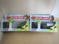 2 Dads Army model toys.
